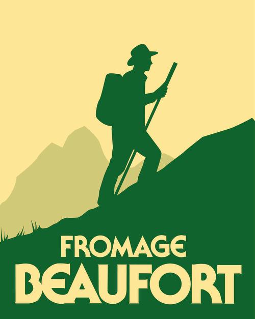 Logo du Fromage de Beaufort