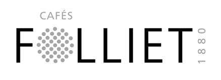 Logo Cafés Folliet